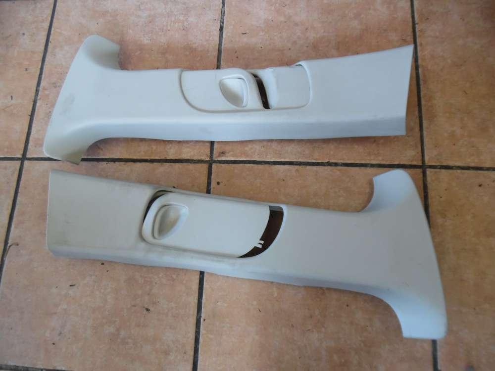 Opel Zafira A B-Säule Verkleidung Abdeckung Rechts / Links 90579816 90579815