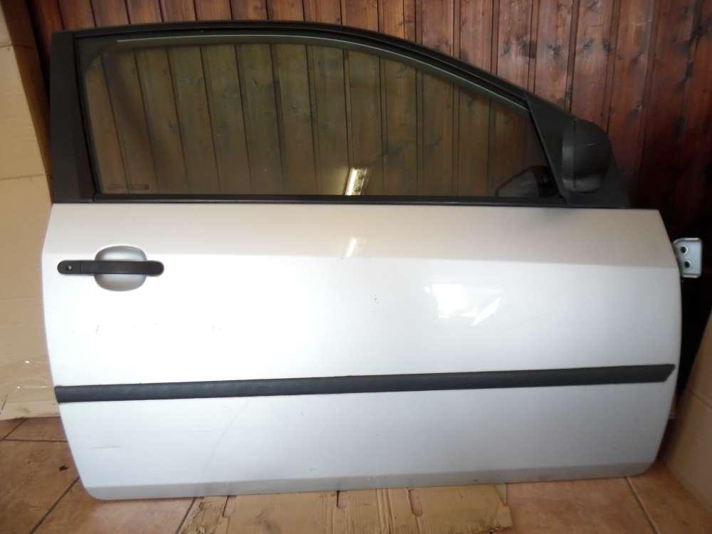 Ford Fiesta V 3-Türer Tür Vorne Rechts grau Farbcod : 62