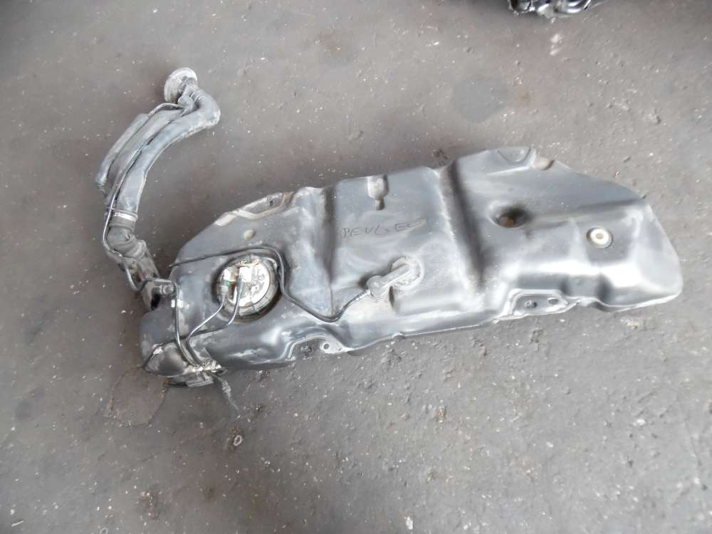 Peugeot 206 Tank Benzinpumpe kraftstofftank Einfüllstutzen 9633294680 9625548080 9625111780