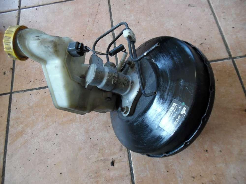 Ford Fiesta V Bremskraftverstärker mit Hauptbremszylinder 4S61-2B195-KA