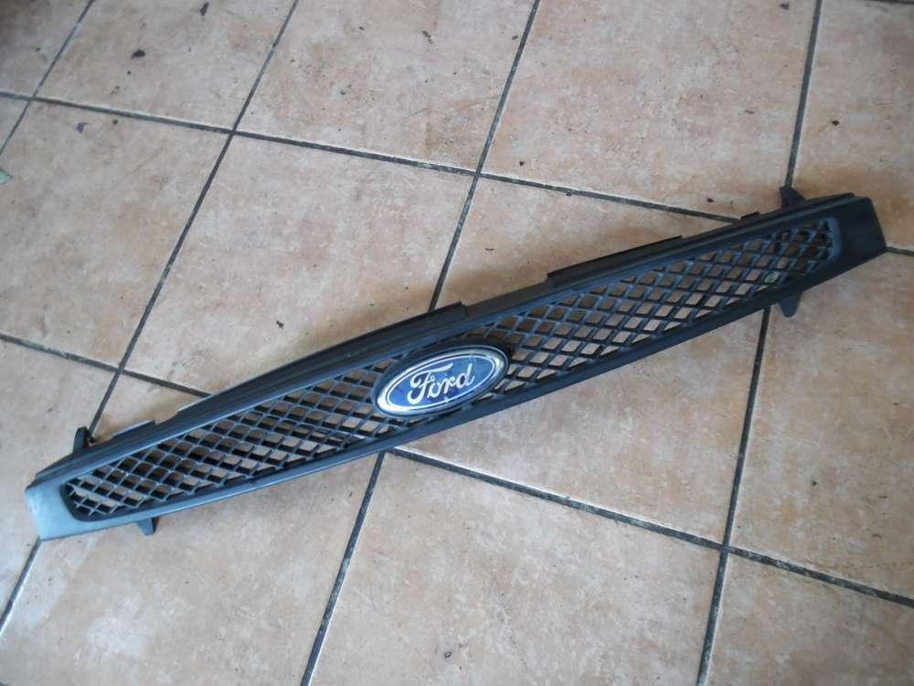 Ford Fiesta V Frontgrill Kühlergrill Grill Emblem 2S61-8200