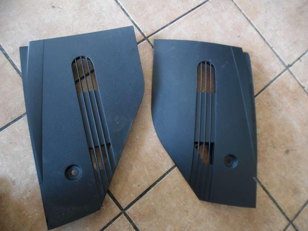 Ford Fiesta V Verkleidung Seitendeckel Fußraum Re / Li 2S61A060A83 2S61A060A82