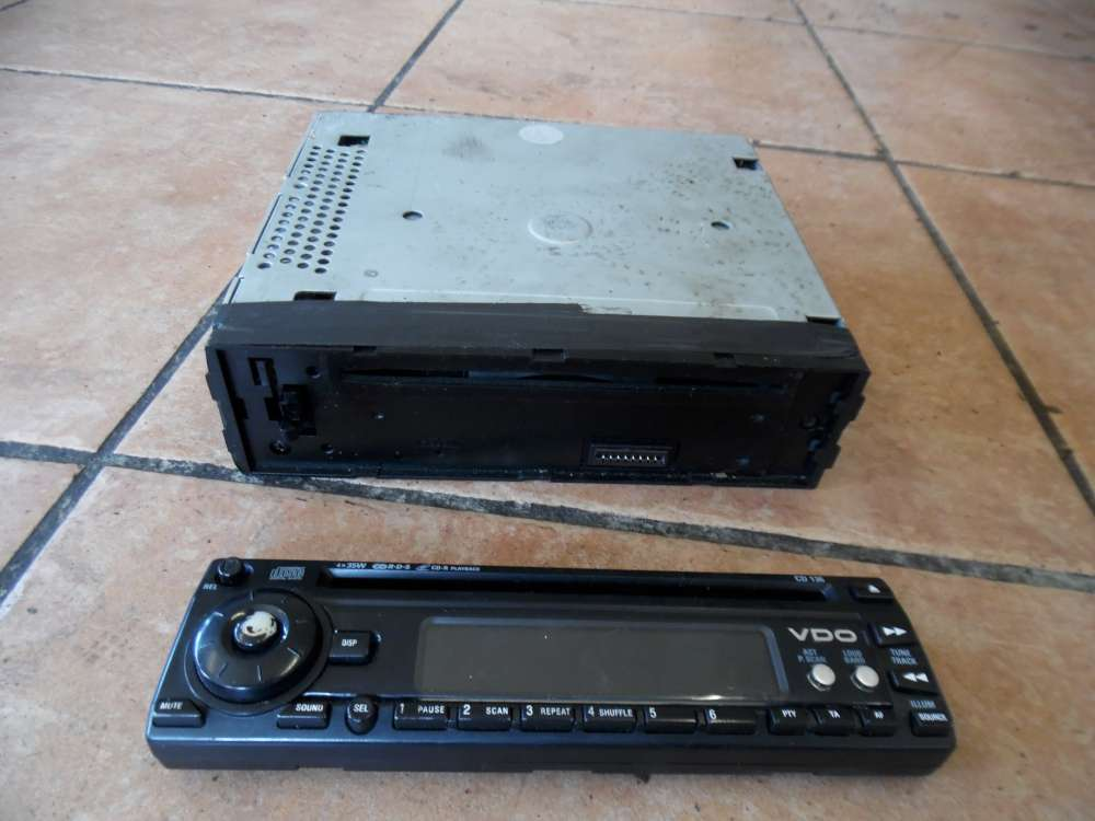 Ford Fiesta V Radio CD disc
