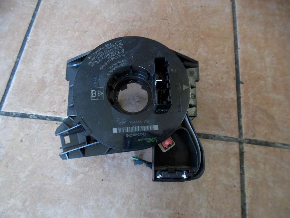 Ford Fiesta V Airbagschleifring Schleifring Wickelfeder 2S6T14A664AB