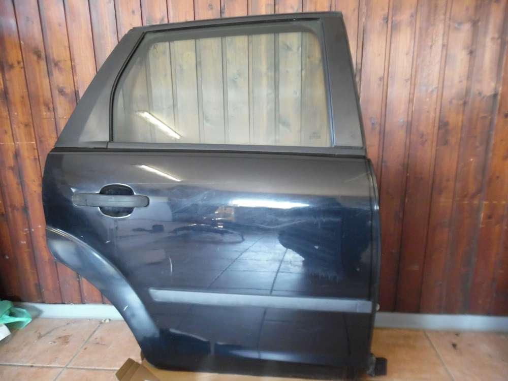 Ford Focus II 5-Türer Tür Hinten Rechts schwarz