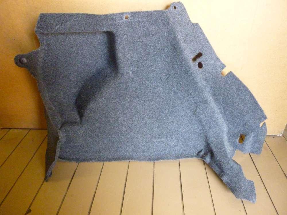 Seat Bj:1999 Verkleidung Kofferraum Teppich  Hinten Links