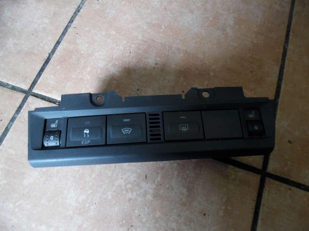 Ford-Focus II Schalterleiste Schalter ESP Heckscheibenheizung Sitzheizung 4M51-13D734