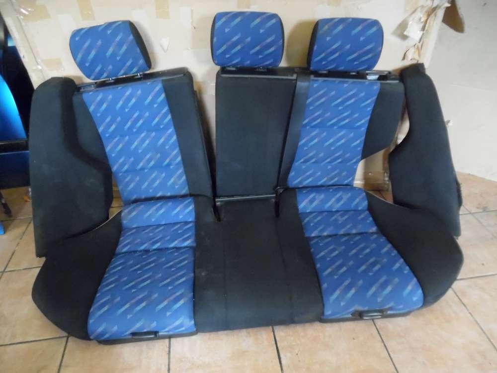 Mercedes-Benz C-Klasse W202 Kombi Sitze Rücksitzbank