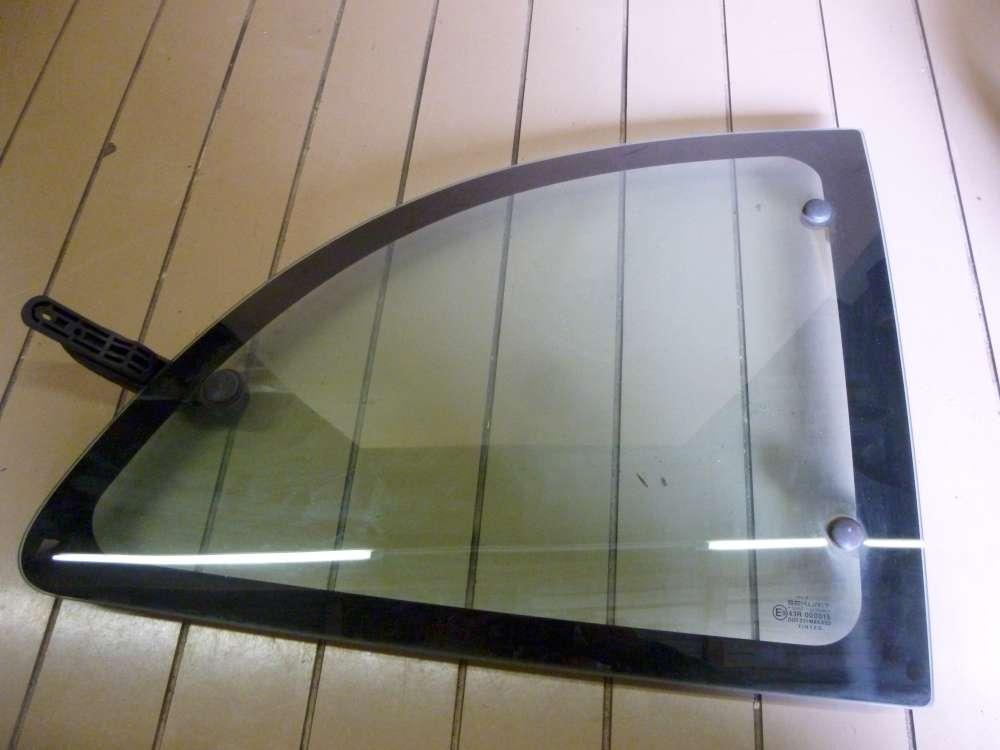 Ford Ka Bj:1997 Seitenscheibe Fenster Scheibe Hinten Rechts 43R000015 211M89AS2