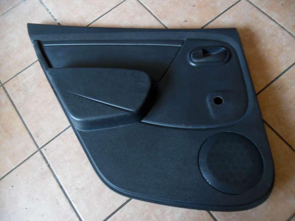 Dacia Sandero Türverkleidung Türpappe Hinten Links 8200732477
