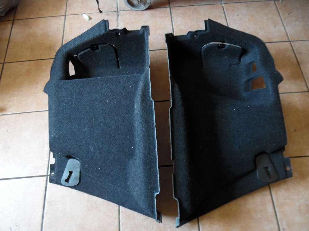 BMW 3er E46 Kofferraumverkleidung Rechts / Links 7010338-7010339