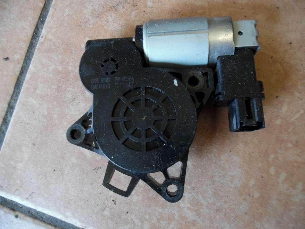 Mazda 3 BK Fensterhebermotor Vorne Rechts C22C5858X
