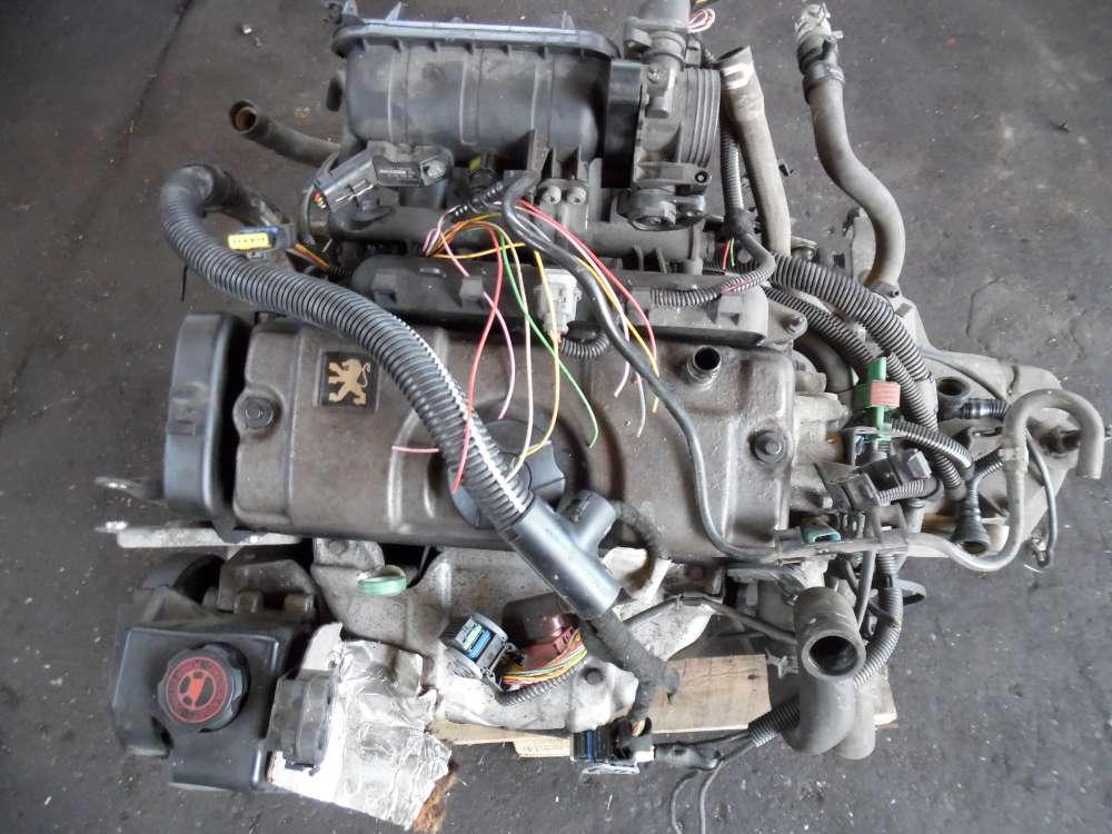 Peugeot 206 1,1 HFX Motor ohne Getriebe 169.670KM
