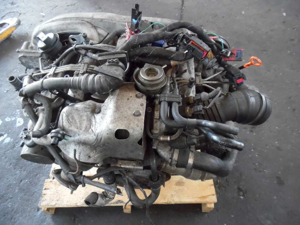Audi A6 4B 2,5TDi Quattro Motor Komplett BDH
