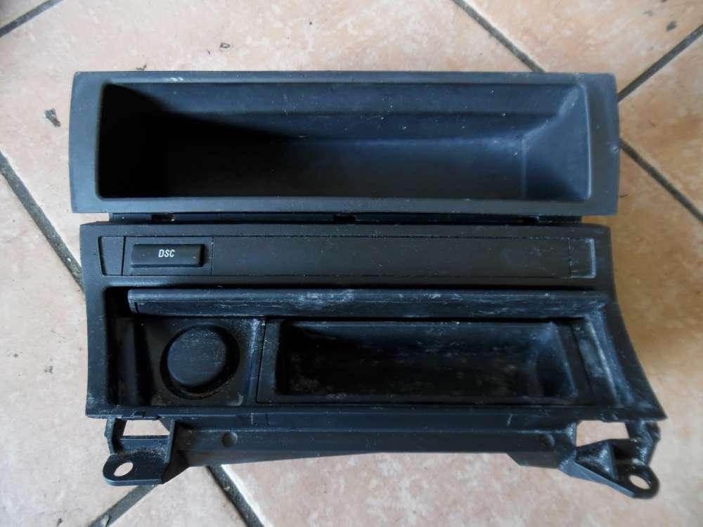 BMW 3er E46 Mittelkonsole Ablagefach Aschenbecher 8205377 8196115