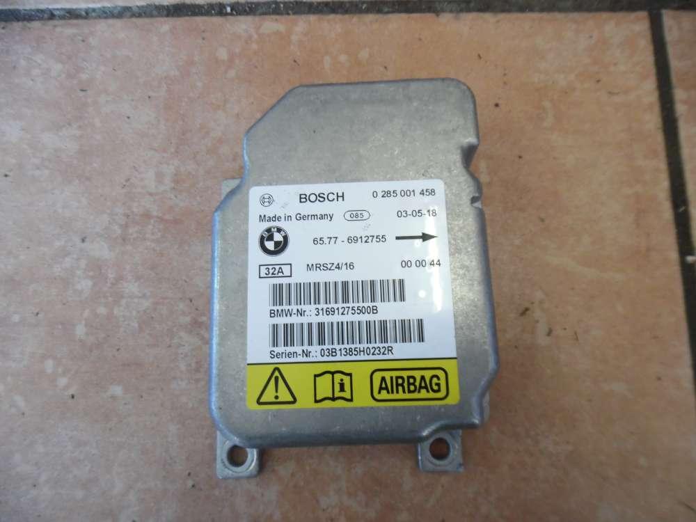 BMW 3er E46 Airbag Steuergerät Bosch 0285001458 65.77-6912755