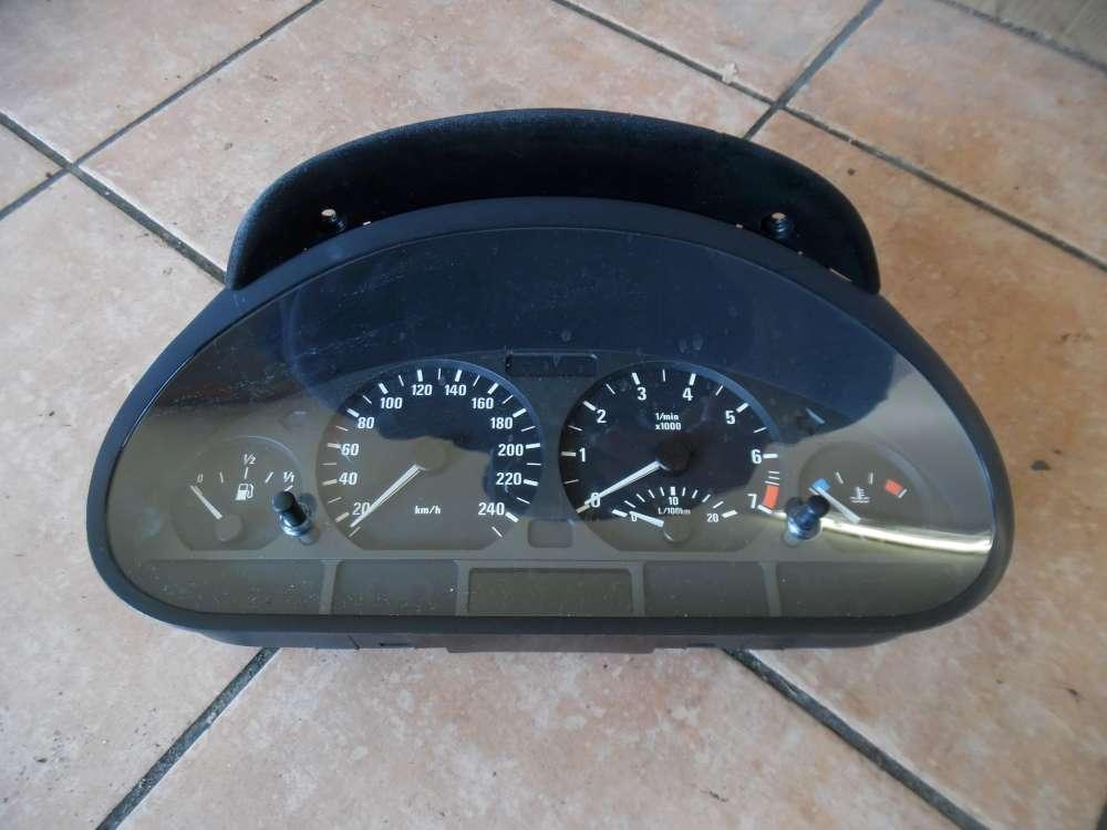 BMW 3er E46 Kombiinstrument Tachometer Tacho 269.743KM 4117729