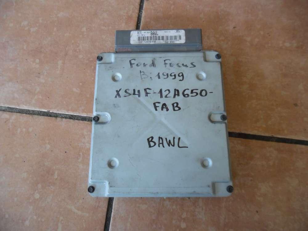 Ford Focus DBW/DAW Motorsteuergerät Steuergerät XS4F-12A650-FAB