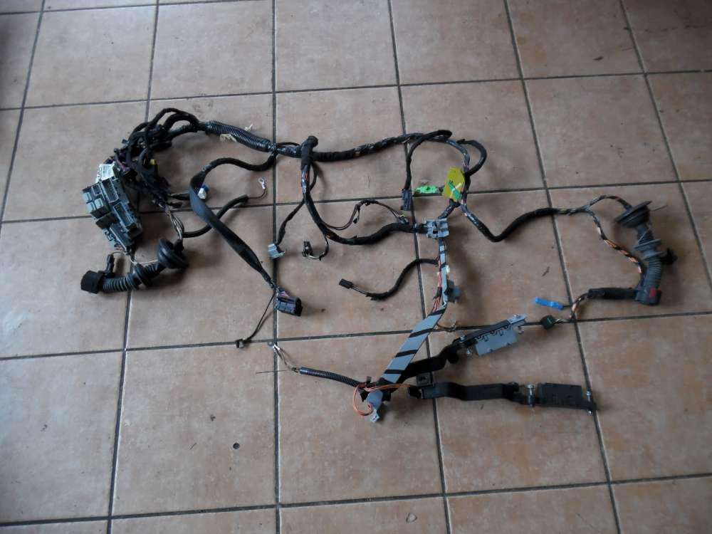Opel Corsa C Sicherungskasten mit Kabelbaum 09115148 13.189.026