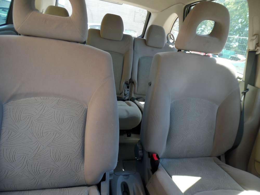 Nissan Almera Tino Sitze Innenausstattung Komplett Stoff grau