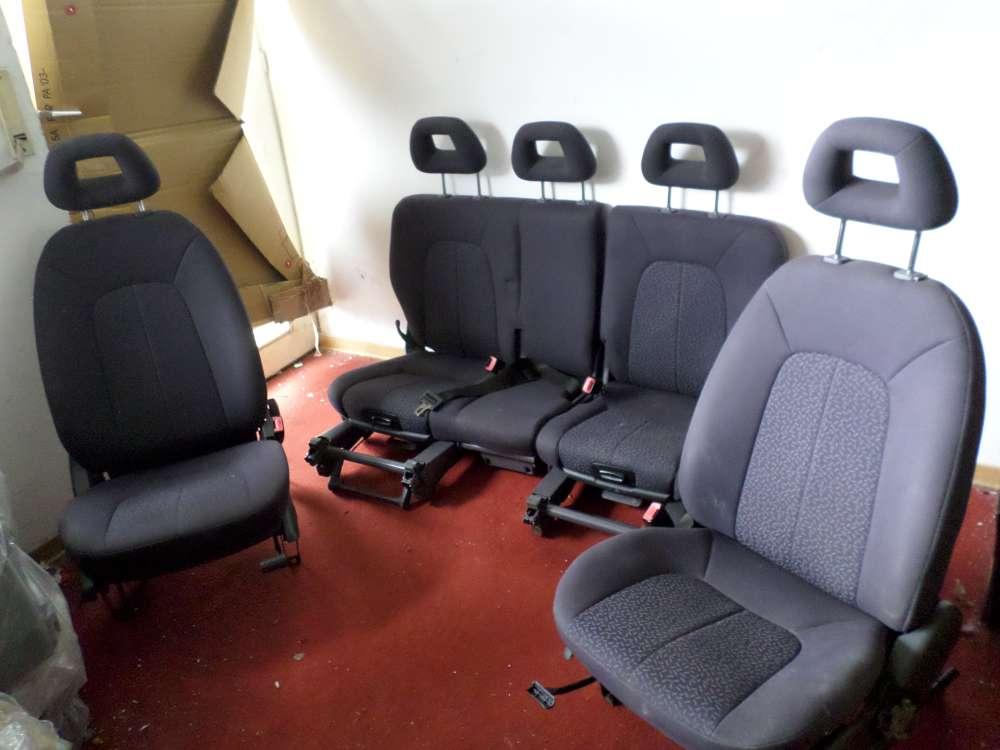 Mercedes A-Klasse W168 A 140 Komplett Fahrersitz Beifahrersitz Rücksitz