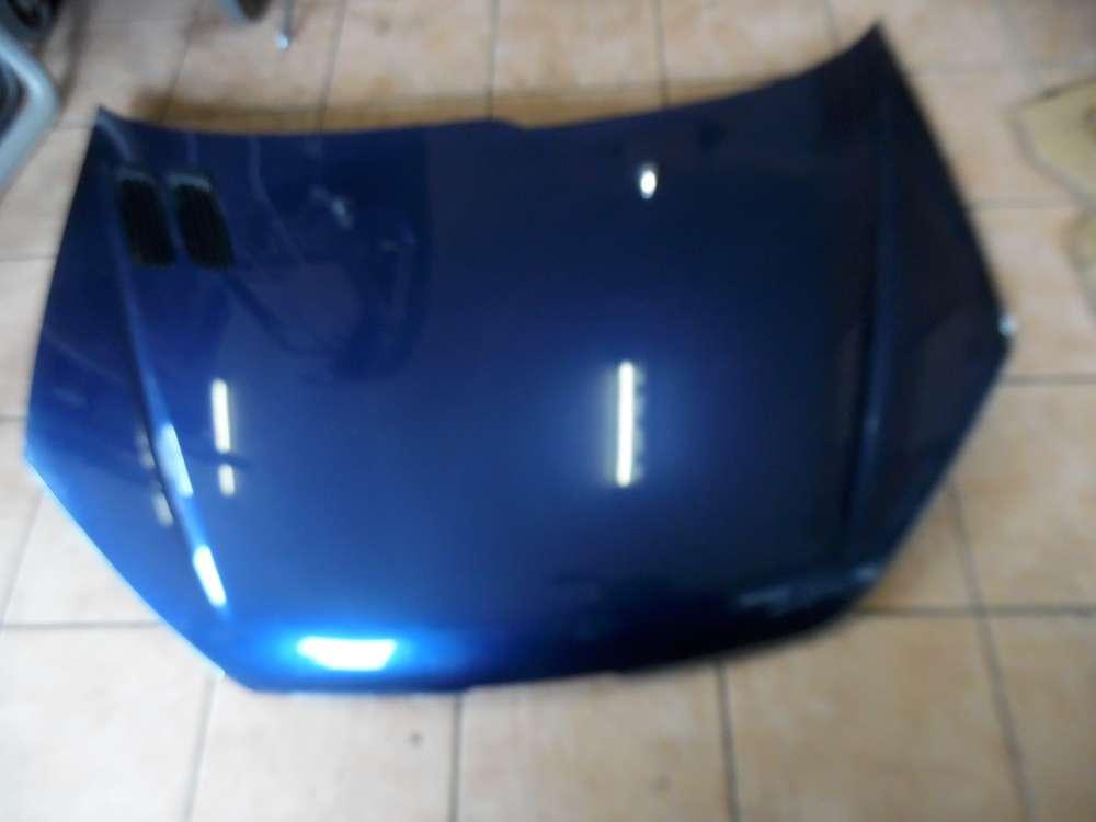 Peugeot 206 3-Türer Motorhaube blau Farbcod: EGE