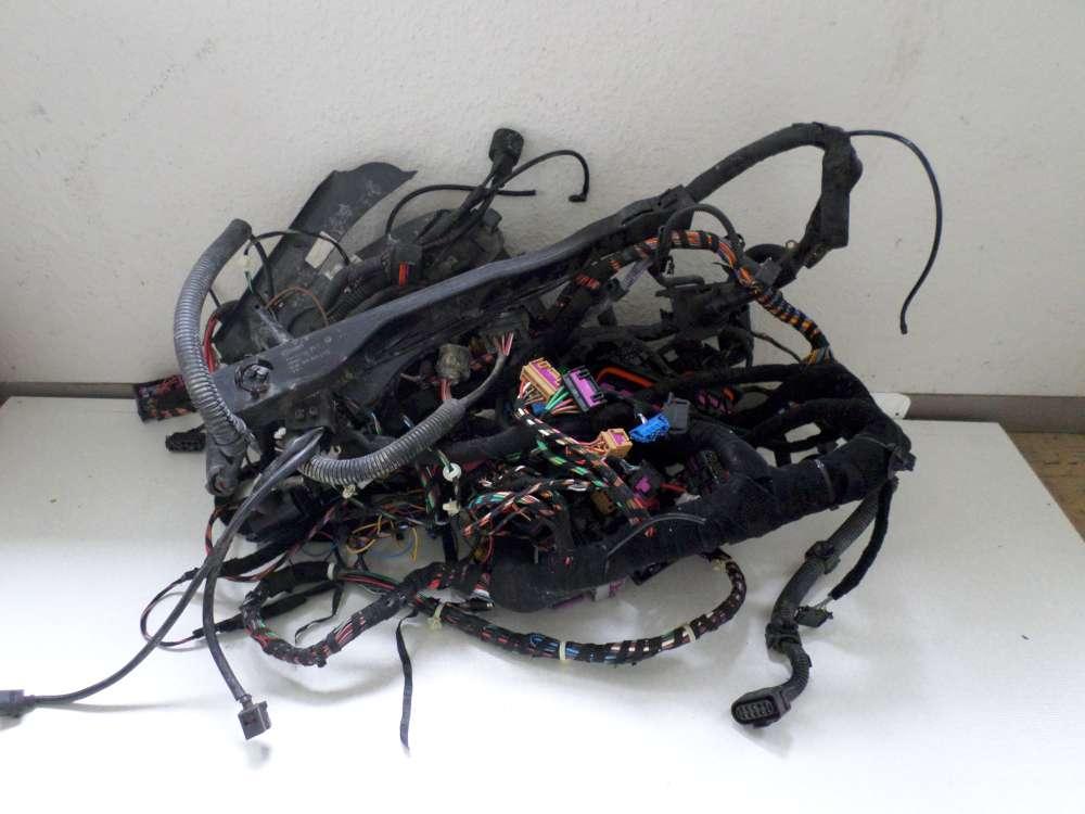 VW Fox  Bj. 2001 Motorkabelbaum Komplett 6Q0971615AQ