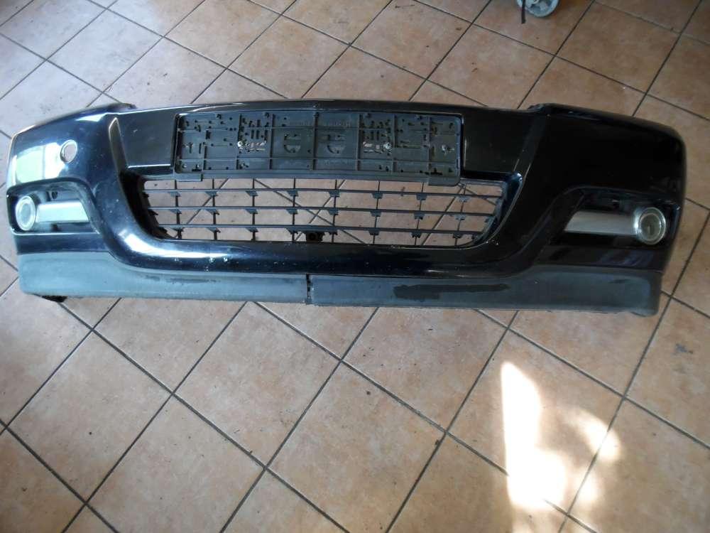 Opel Vectra C Signum Stoßstange Stoßfänger vorne schwarz Farbcod : Z20R