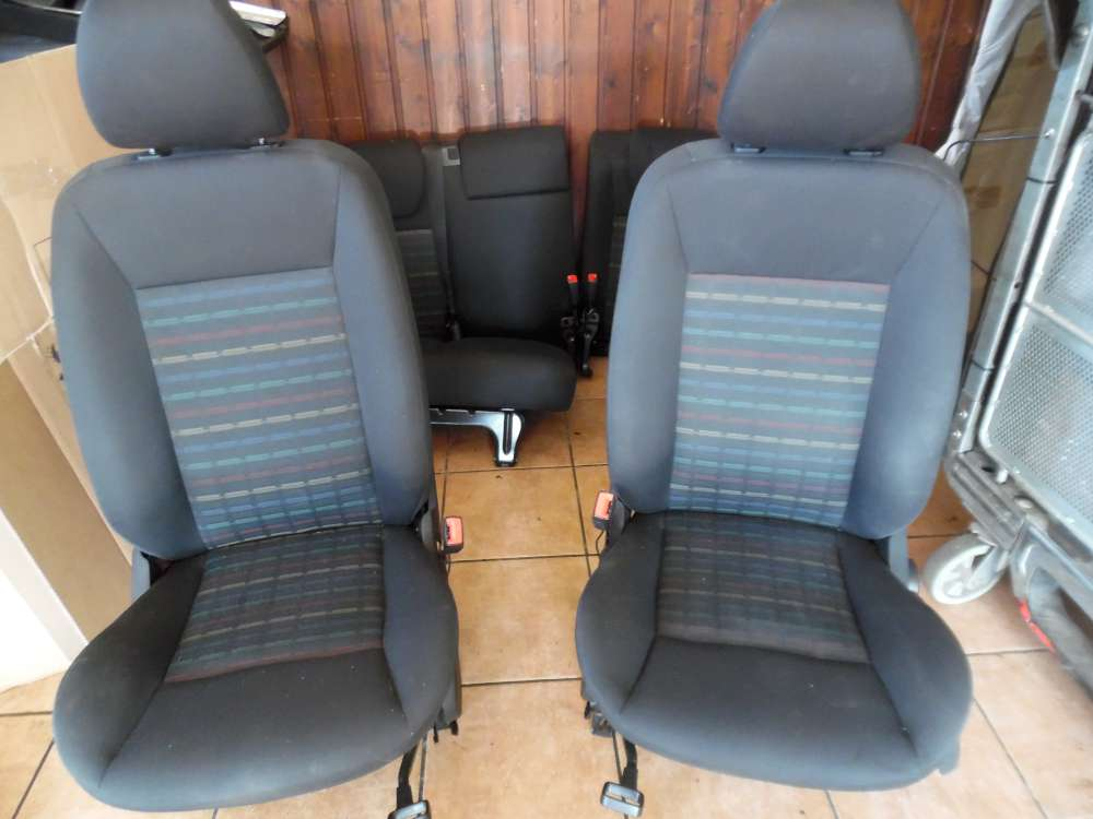 MERCEDES A-Klasse W169 Sitze Innenausstattung Komplett Stoff