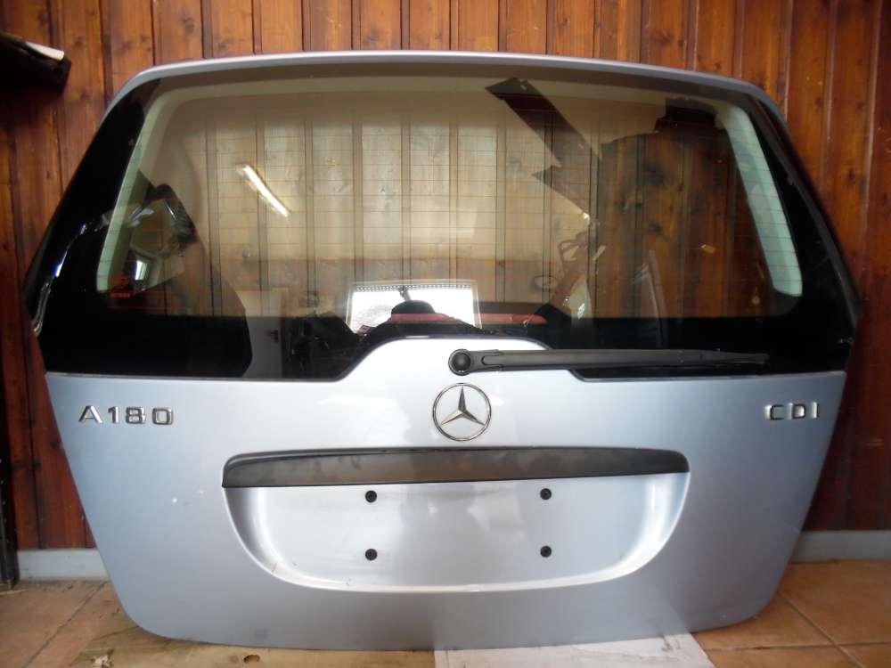 Mercedes A-Klasse W169 Heckklappe Horizontblau Farbcod : 391