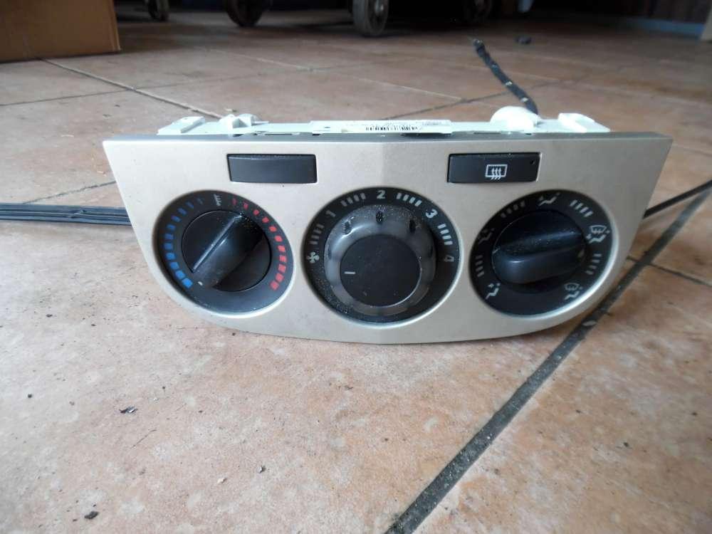 Opel Corsa D Bedienelement Klimaanlage 466119570