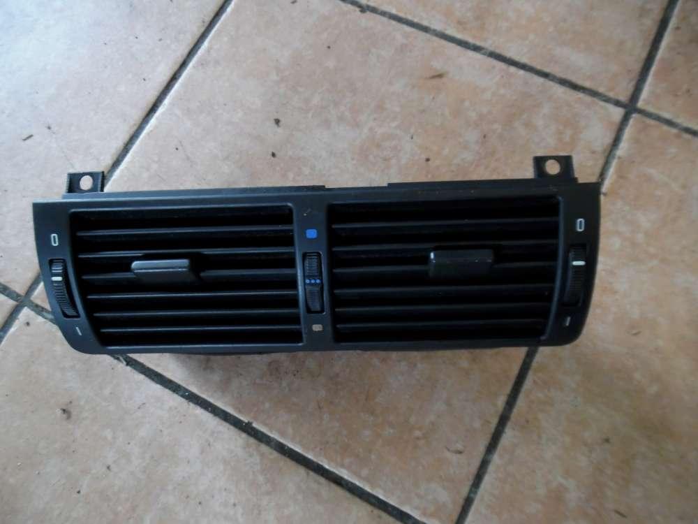 BMW E46 Lüftungsdüse Luftungsdüse Vorne Mitte 8361895