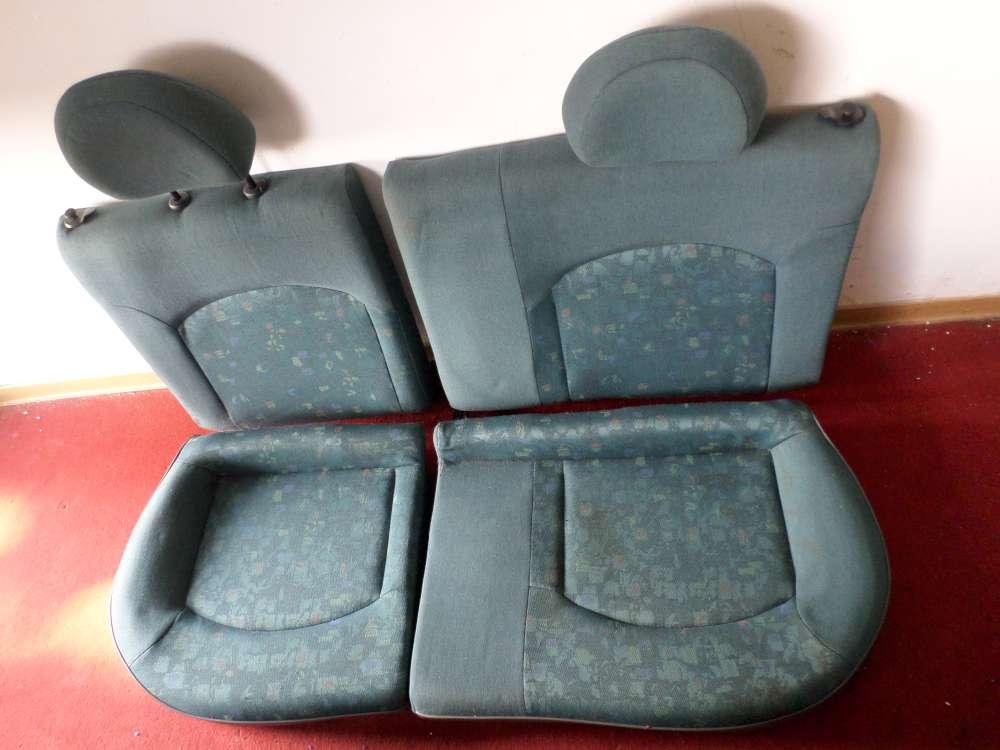 Peugeot 206 ab 98-04 sitze Hinten Rücksitzbank
