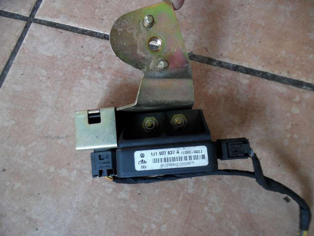VW Golf IV 1J Beschleunigungssensor ESP Sensor 1J0907657A