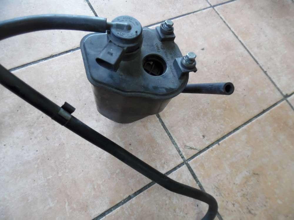 VW Golf IV 1J Aktivkohlenfilter mit Schlauch 1J0201801