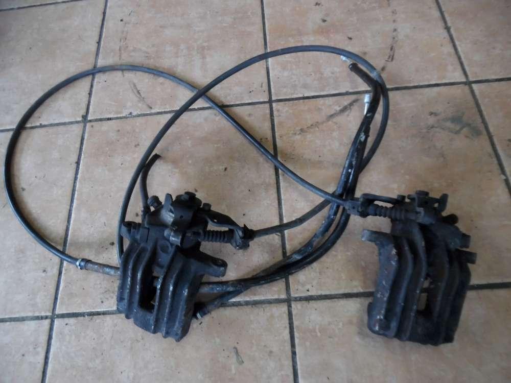 VW Golf IV 1J Bremssattel Bremse mit Handbremsseil Hinten