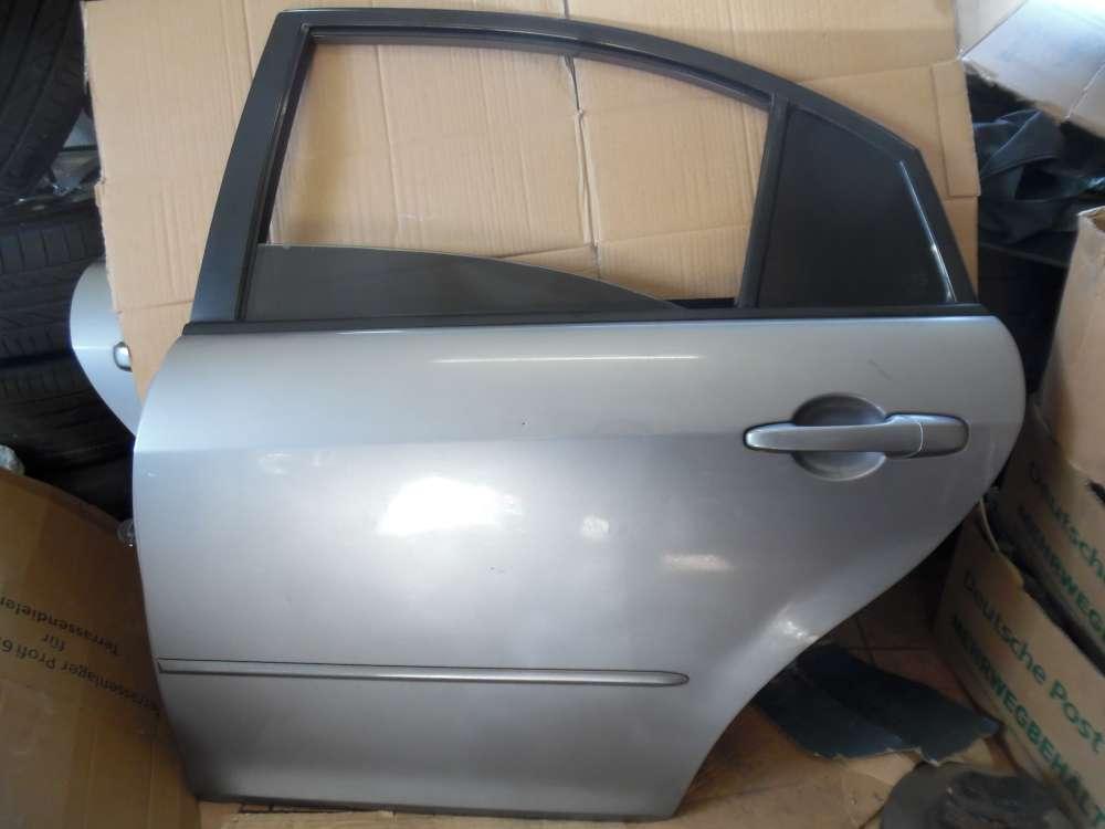 Mazda 6 GG / GT Kombi Tür Hinten Links Grau Farbcod : 29Y
