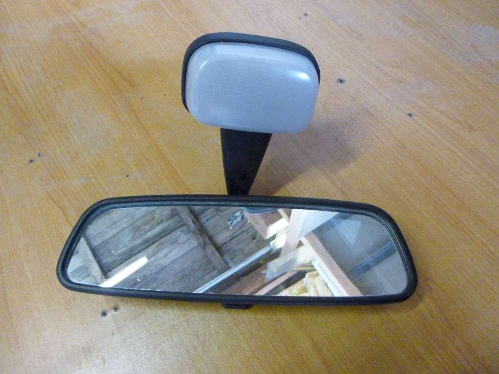 Opel Agila Bj.2004 Innenspiegel Spiegel Rückspiegel mit Leselampe E1 010610