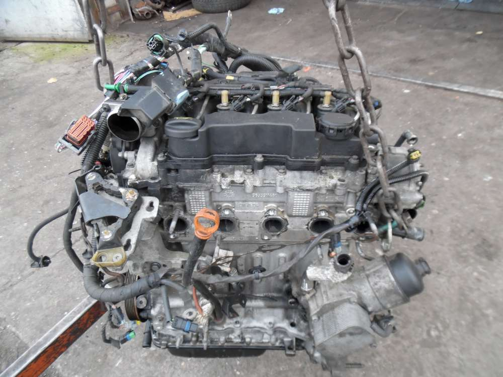 Citroen C4 1,6 HDi Motor 126,000KM 9655911480 PSA 9HZ