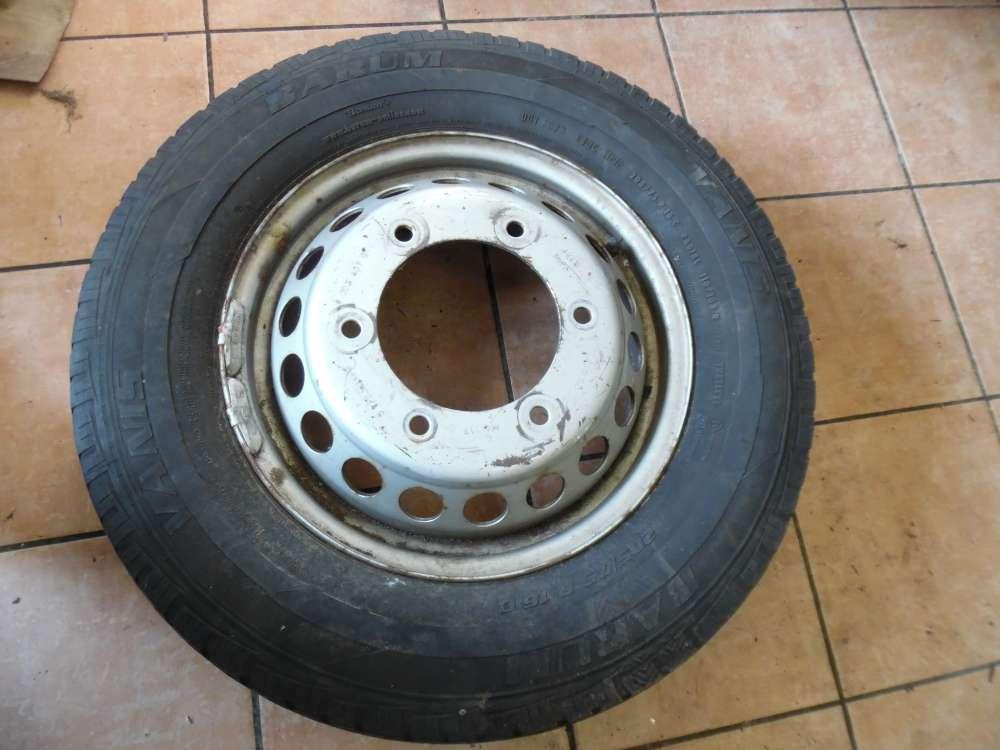 Stahlfelge Reifen für Mercedes-Benz Venis 205/75 R16C HMA117 51/2Jx16H2 A0024010102