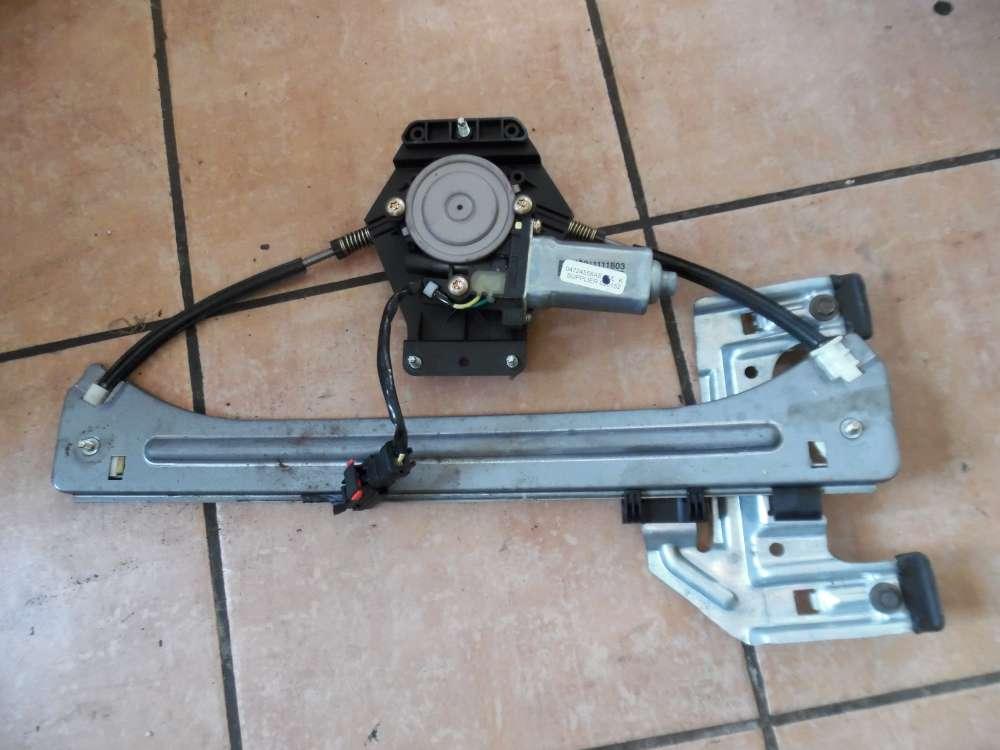 Chrysler PT Cruiser Fensterheber Motor Hinten Rechts 04724558AE