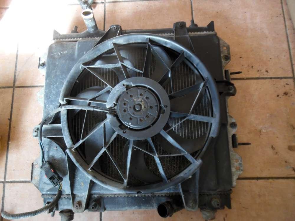 Chrysler PT Cruiser Klimakondensator Klimakühler Wasserkühler