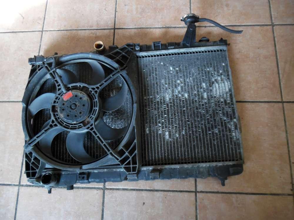 Hyundai Santa Fe Klimakühler Wasserkühler Lüftermotor