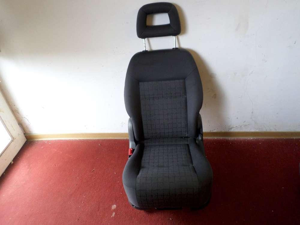 Orginal VW Sharan seat ab 2001 Sitz hinten links Farbe grau