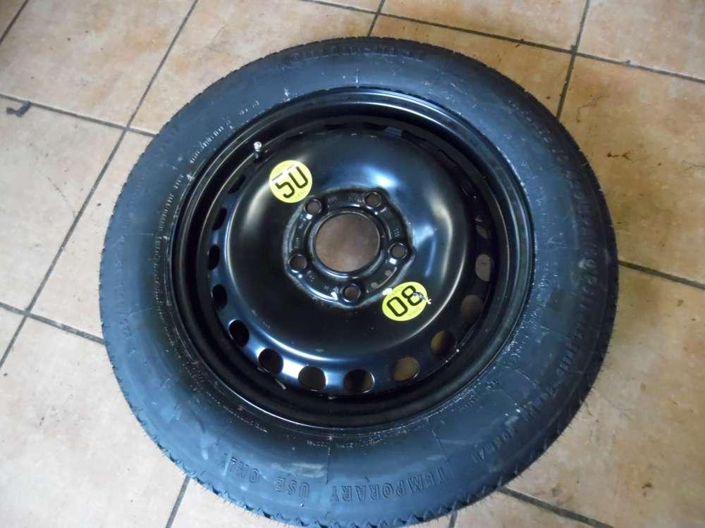 Notrad Ersatzrad für BMW E46 Continental T125/90R1596M 3,50Bx15H2 1095069