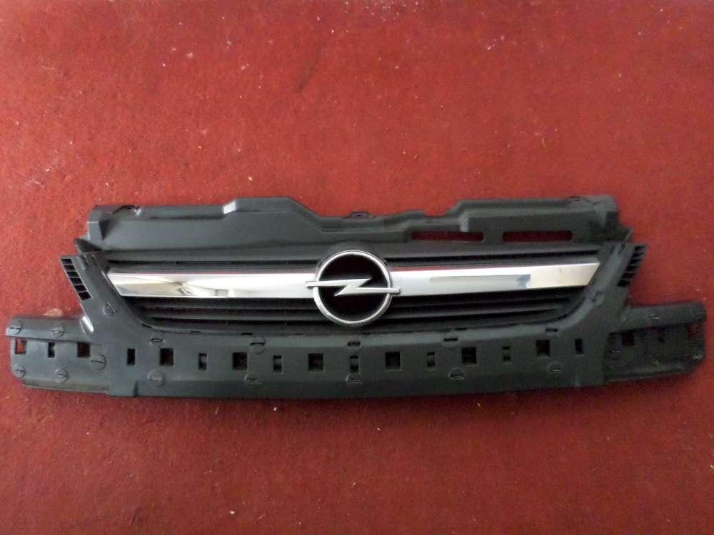 Opel Corsa  Original Kühlergrill schwarz