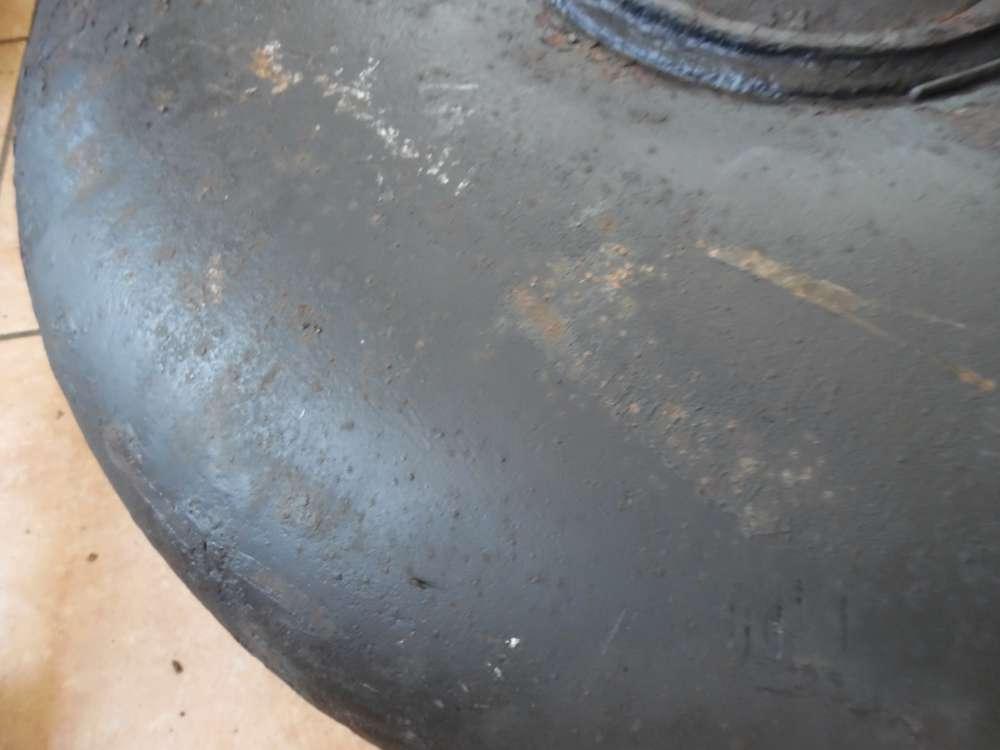 Hyundai Santa Fe Autogastank Bormech Radmuldentank mit Verdampfer