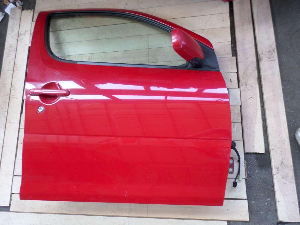 Daihatsu YRV M2 Beifahrertür Tür vorne Rechts Rot Farbcode: R29