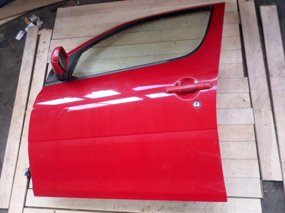 Daihatsu YRV M2 Fahrertür Tür vorne links Rot Farbcode: R29