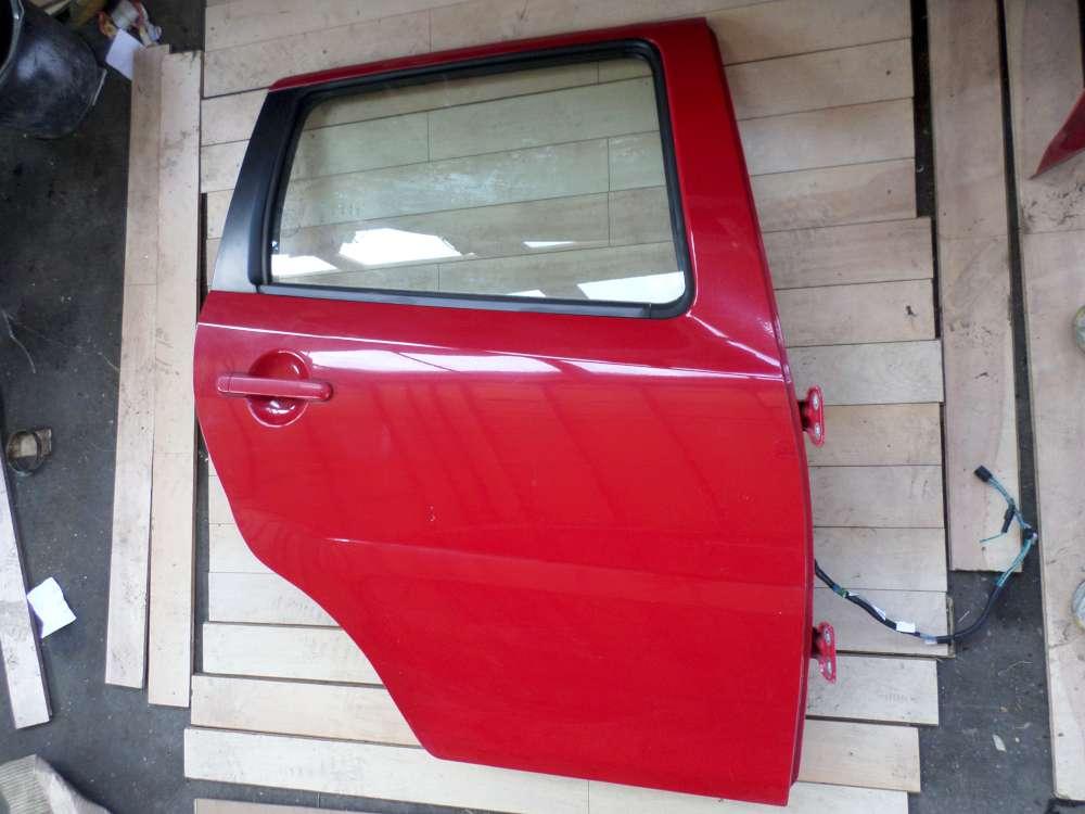 Daihatsu YRV 1.3 Tür Hinten Rechts Farbcode: R29 Rot